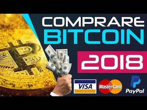 Comprare Bitcoin 2019 | Acquistare Bitcoin | Carta Di Credito & PayPal