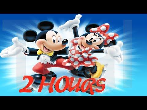 Mickey Mouse Cartoons 2 Hours Long! [Mickey Mouse] New Disney Video Full HD Клуб Микки Мауса