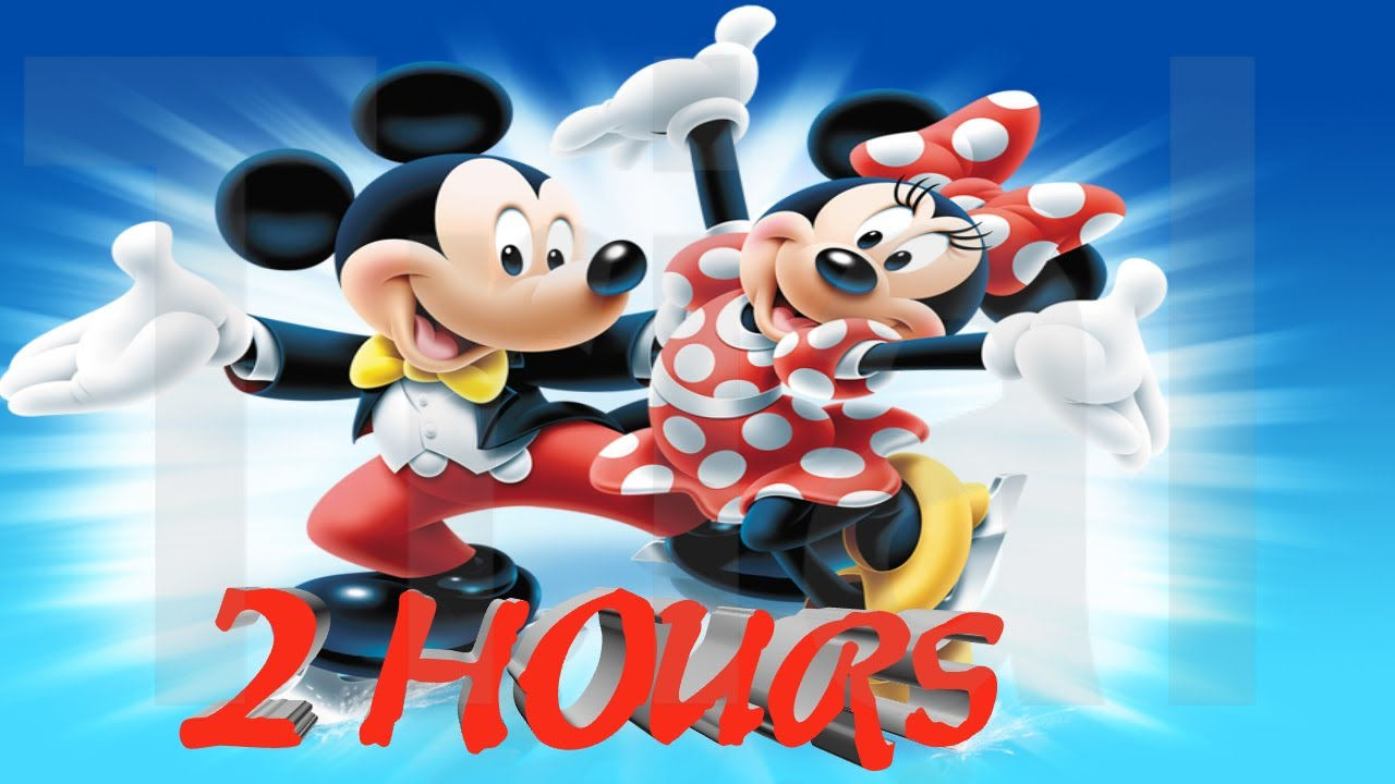 Mickey Mouse Cartoons 2 Hours Long Mickey Mouse New Disney Video Full Hd Klub Mikki Mausa Youtube