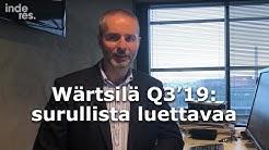 Wärtsilän Q3'19: surullista luettavaa