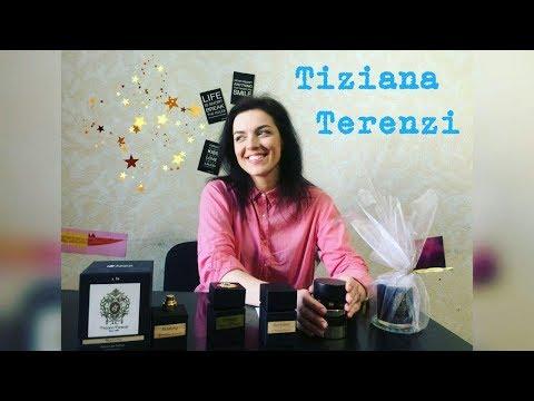 Обзор Tiziana Terenzi!Часть 1
