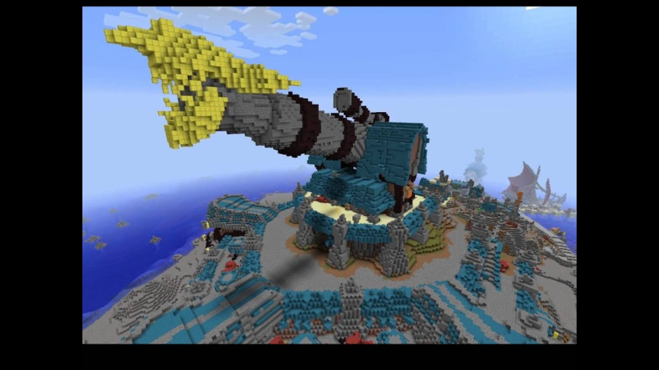 Minecraft: COMO FAZER UMA BACTÉRIA QUE COME OS BLOCOS …