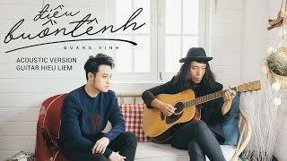 Quang Vinh - Điều Buồn Tênh | Acoustic Version