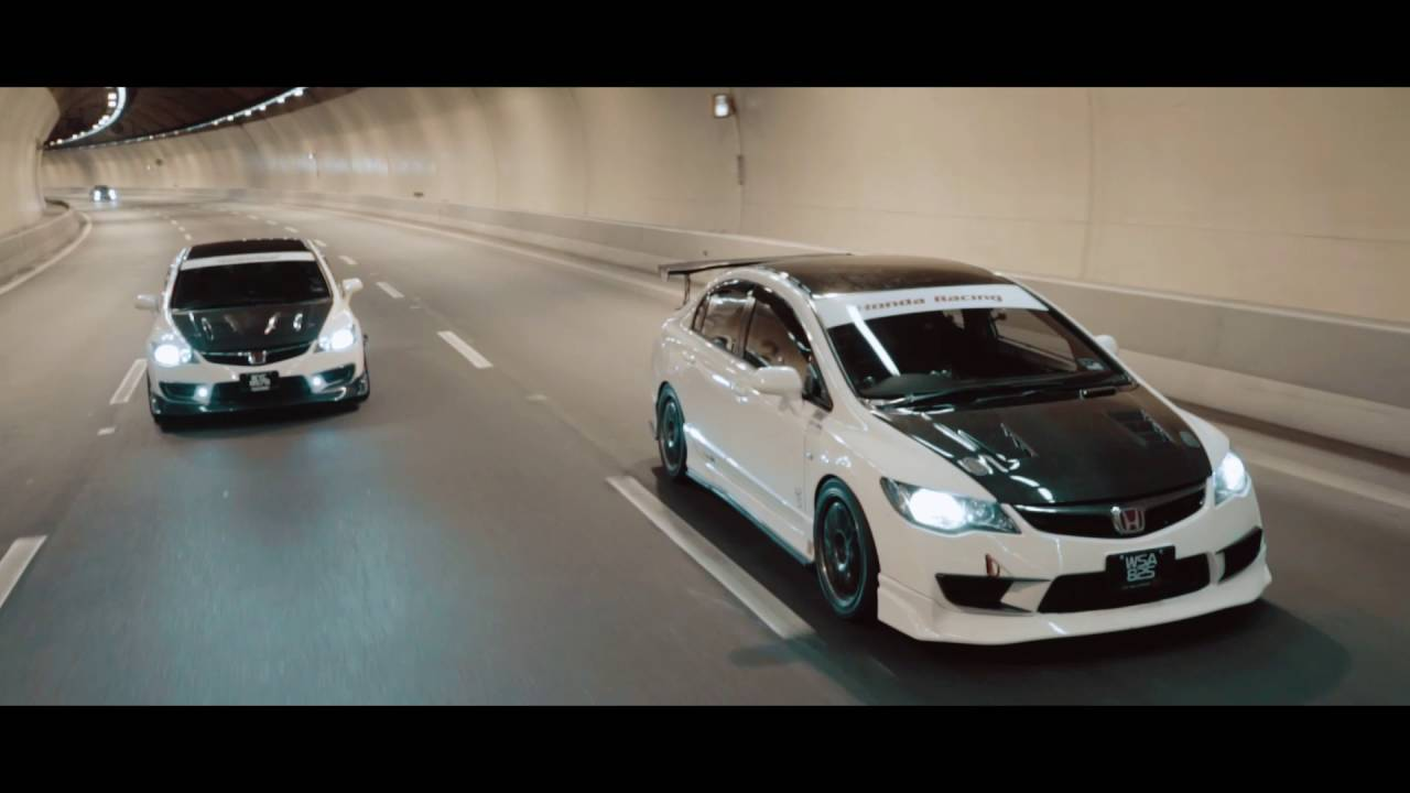 J'S RACING FD2R's // HONDA CIVIC TYPE R - YouTube