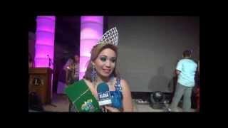 HEIDY RODRIGUEZ BRAVO REINA DE VINCES 2014