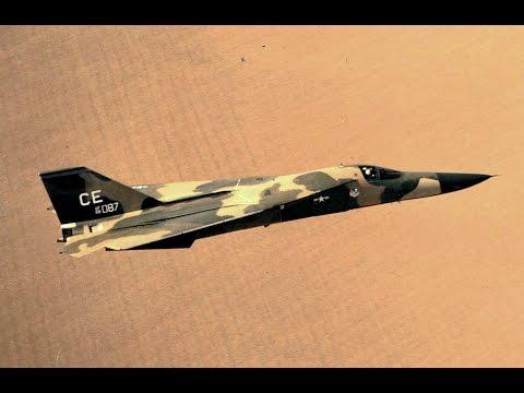 F-111 AARDVARK  [Long Range Medium Bomber]
