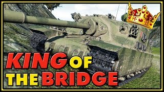 King of the Bridge - Tortoise - World of Tanks Gameplay