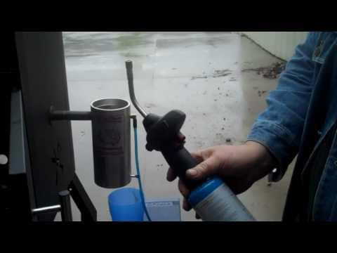 Smoke Daddy Cold Smoke Generator w/ Backdraft Design