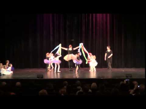 fairy tale ballet: Sixteenth Birthday Party