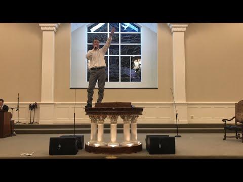 Pastor Tony Spell ( Apostolic Preaching ) Sunday Night 4/19/20