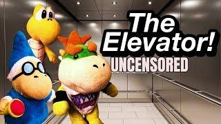 SML Movie The Elevator! (Uncensored)