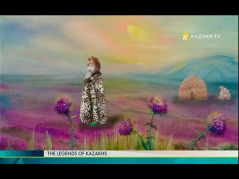 The legends of Kazakhs №3 (08.04.2017) - Kazakh TV