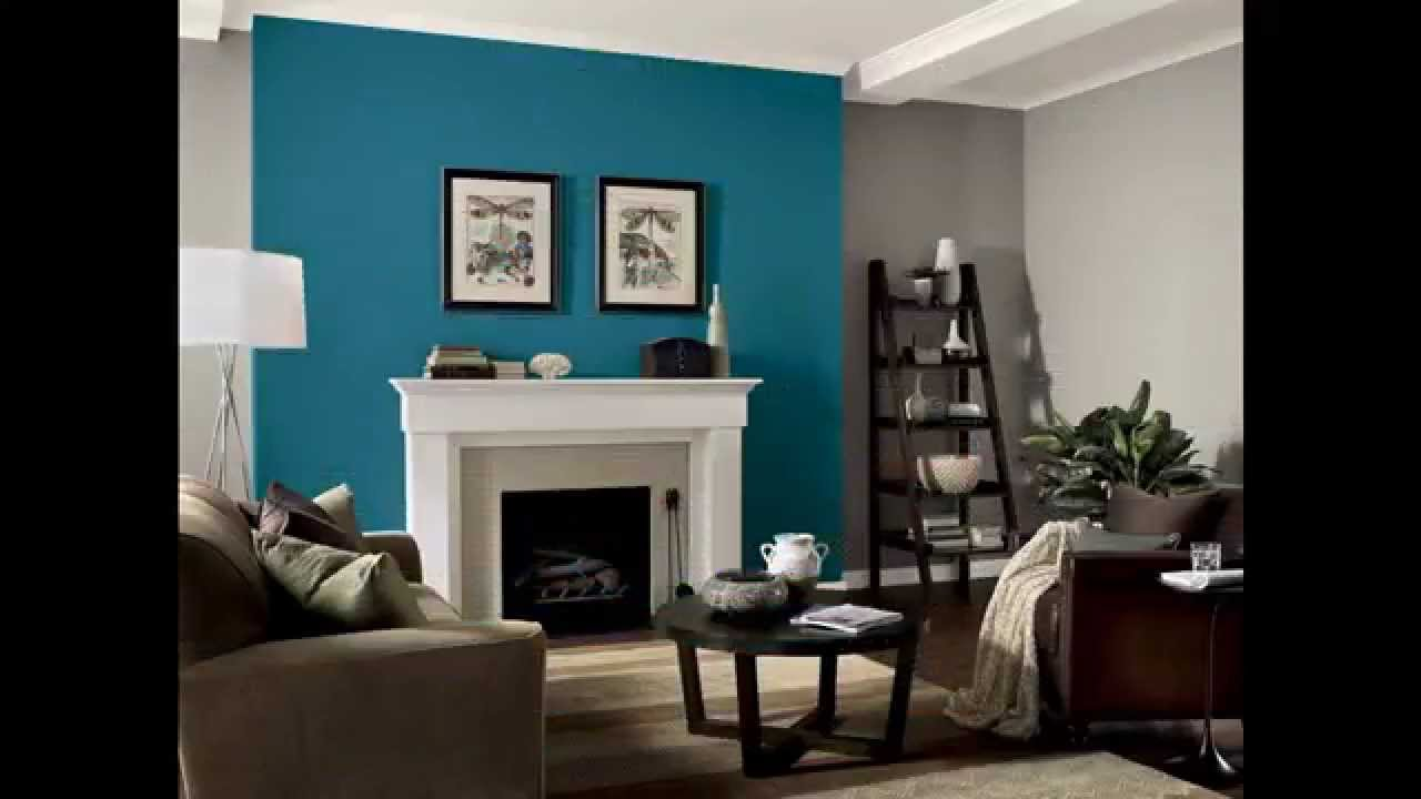 Teal living room decorations ideas youtube for Teal blue living room ideas