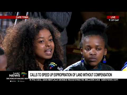 Mandela Day 2019 | Calls to speed up expropriation of land without compensation