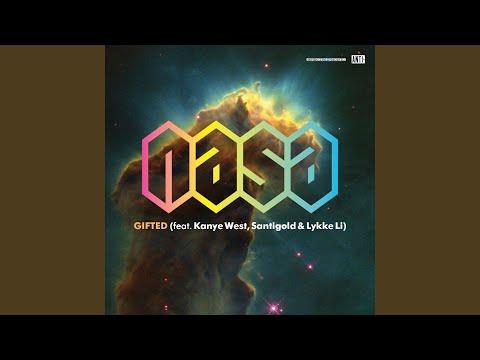 Gifted (feat. Kanye West, Santigold & Lykke Li)