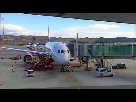 Boeing 787 - Avianca: Flight report AV47 [MAD-BOG]