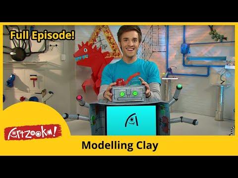 Artzooka! - Modelling Clay (HD - Full Episode) S01E08