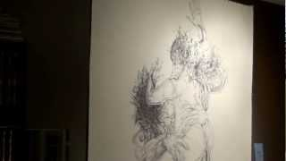 Tim Maxwell-Drawing Persephone