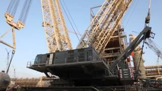 Video still for Terex Cranes - Swedish Steel Prize 2015 nominee
