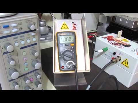 Fluke 107 Handheld DVM DMM Tested to Failure