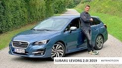 Subaru Levorg 2.0i 2019 - eine Alternative zu Octavia und Co.? Review Test, Fahrbericht