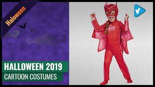 Top 10 Cartoon Costumes For Girls 2019 | Halloween 2019