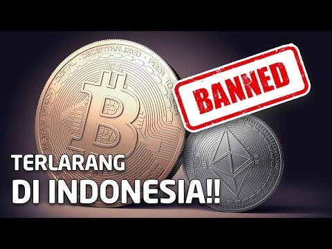 BITCOIN DILARANG DI INDONESIA! LHO, KENAPA?