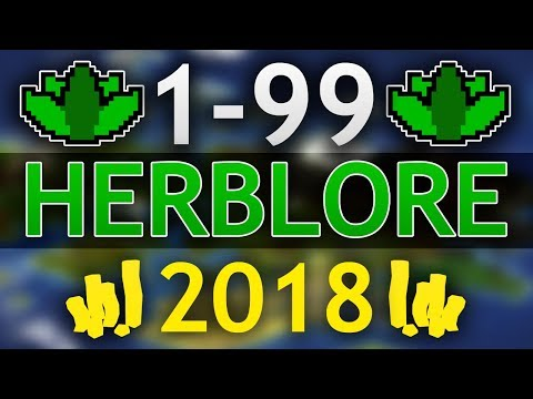 [OSRS] Ultimate 1-99 Herblore Guide + Price Tracker (Fastest/Cheapest of 2018)