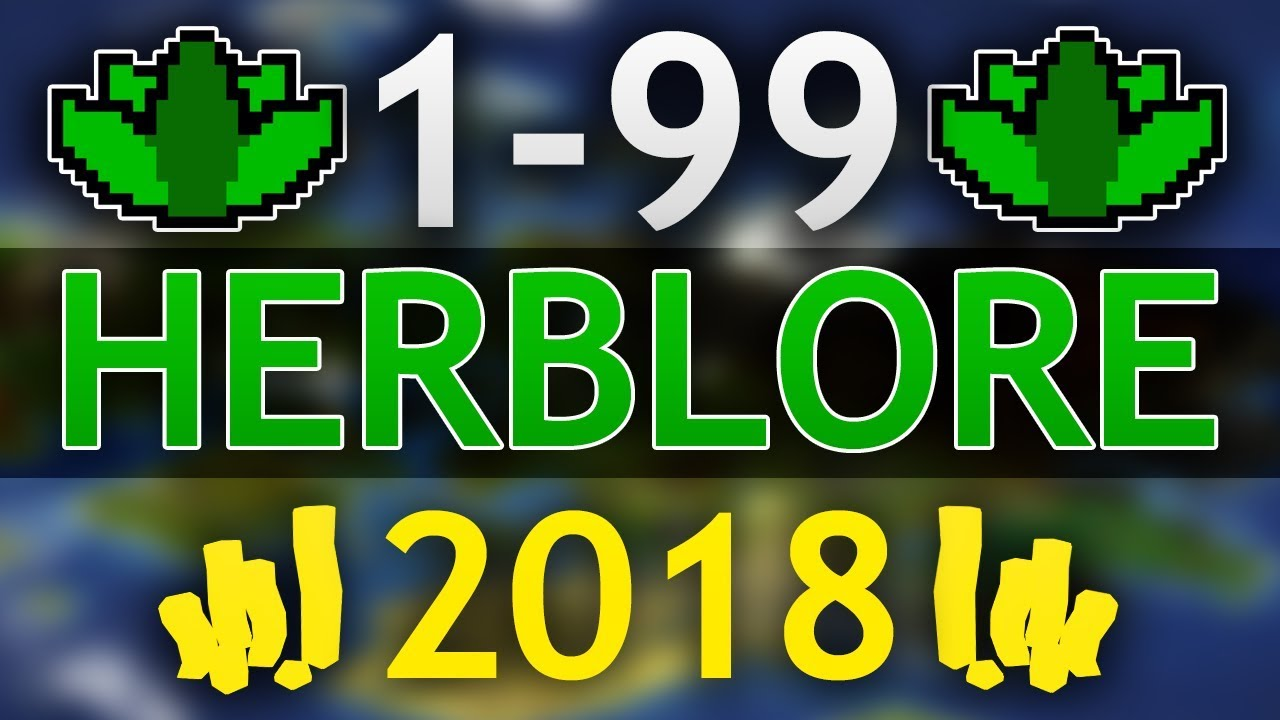 OSRS Ultimate 1 99 Herblore