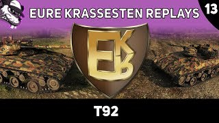 "Eure krassesten Replays ""EKR"" Folge #13 [World of Tanks - Gameplay - Deutsch]"