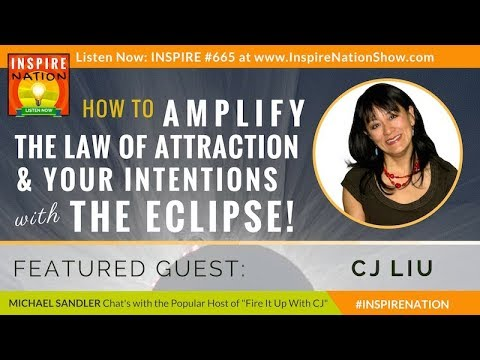 😀 Boost the Law of Attraction & Manifest Your Dreams with the Power of the 🌒 2017 Solar Eclipse!