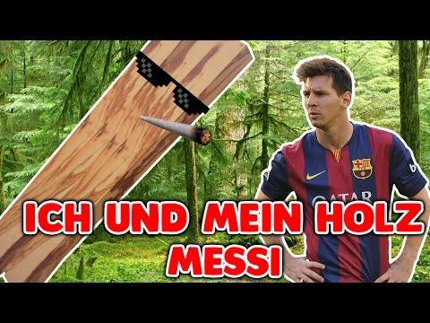 Lionel Messi reagiert auf