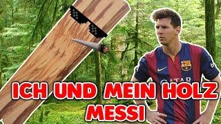 """Lionel Messi reagiert auf """"Ich und mein Holz"""" - 257ers"""
