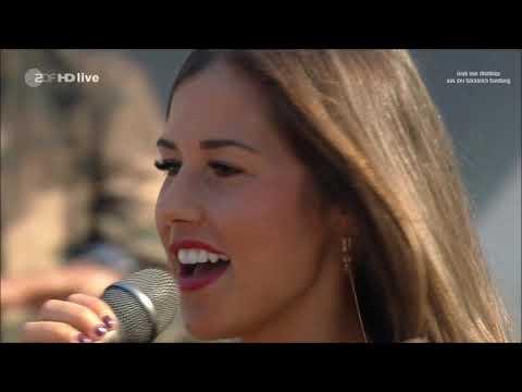 Stereoact feat. SARAH / Wunschkonzert / [high decibel] / ZDF Fernsehgarten 16.09