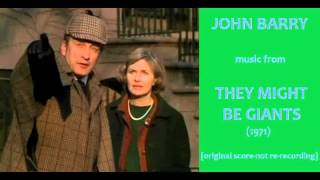 John Barry: They Might Be Giants (1971)