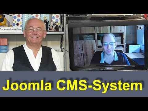 Joomla CMS-System – HIZ233