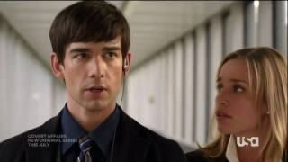Covert Affairs Teaser Trailer