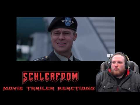 War Machine - Trailer 2 Reaction