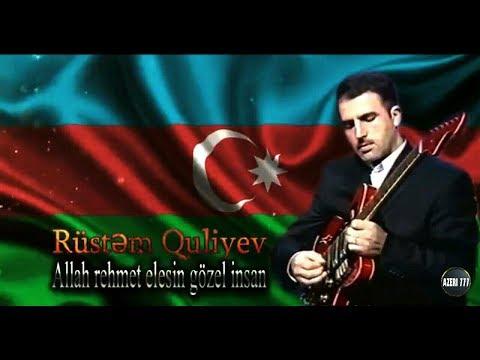 🎸Rüstəm Quliyev - Ruhani (Gitarada Saz havası)