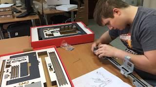 3d принтер своими руками - таймлапс сборки Hephestos 2 от bq