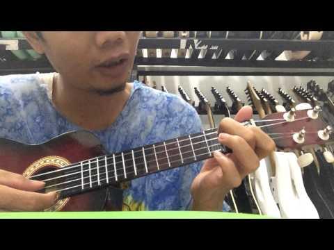 belajar kunci ukulele / cara memainkan ukulele