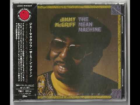 Jimmy McGriff - The Mean Machine 1976