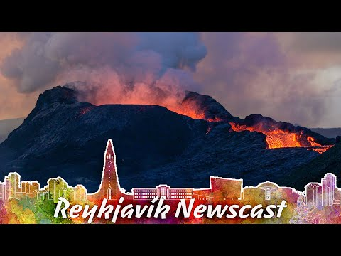 RVK Newscast #106: Lava Is Closing Off The Path!
