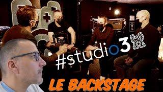 #Studio3 Backstage : 2 Ohms Load