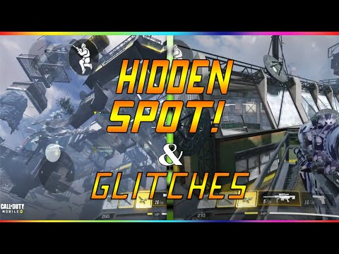 BEST HIDDEN SPOT! & GLITCHES In SUMMIT ||Call Of Duty:Mobile||