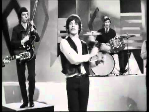 The Rolling Stones Not Fade Away TOTP 1964