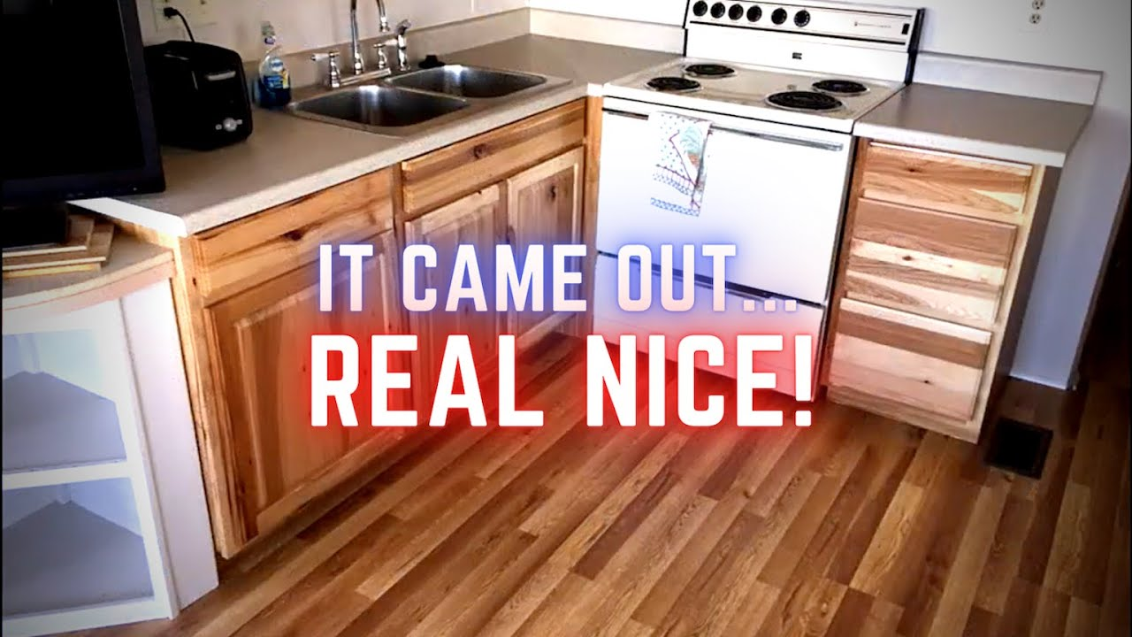 Mobile Home Floor Repair Water Damage