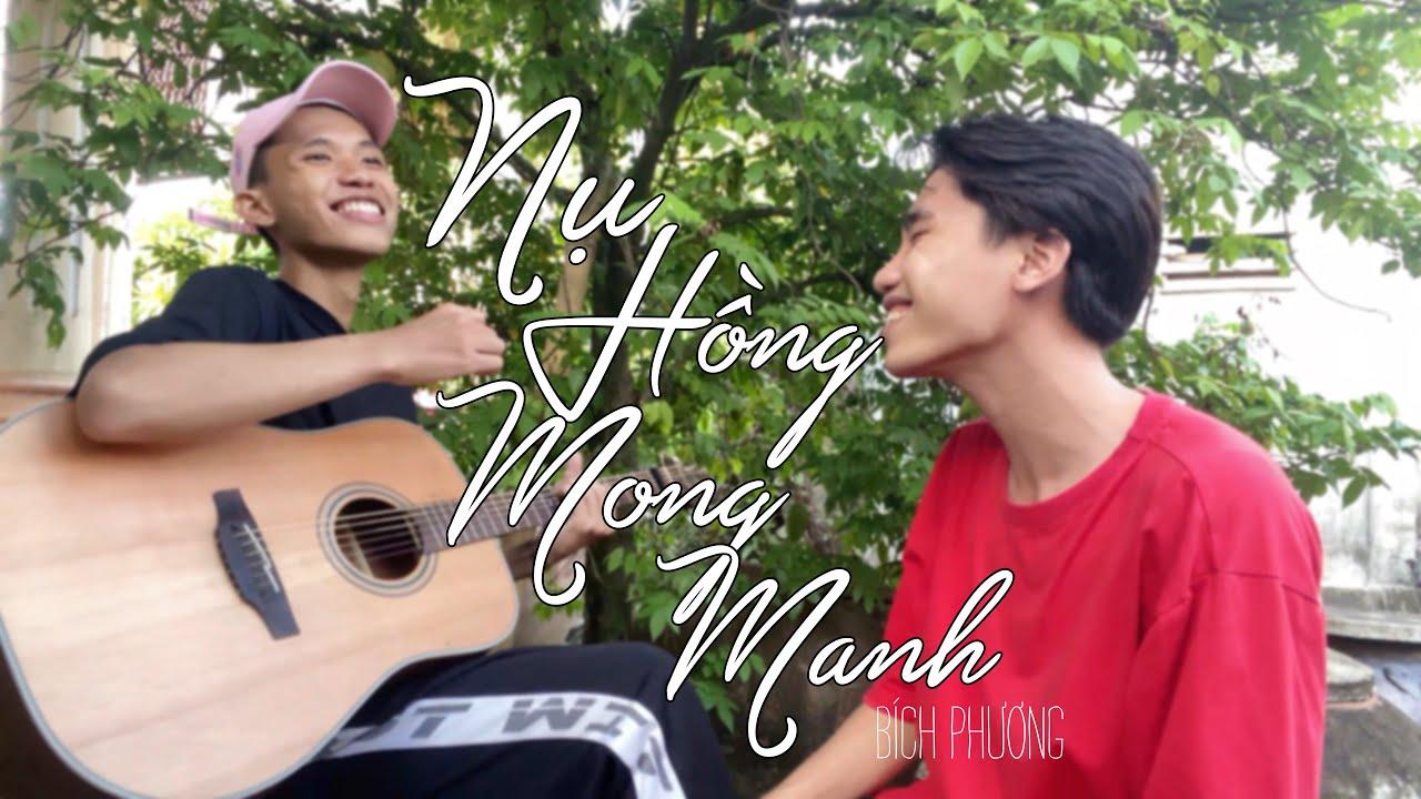 Nụ Hồng Mong Manh | Bích Phương | Acoustic Cover ( Chí Long Band )