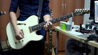 Video It's Your Love - Planetshakers (Guitar Cover) - MJT Aged Guitar Finishes Custom Thinline Cabronita download MP3, 3GP, MP4, WEBM, AVI, FLV Juni 2018