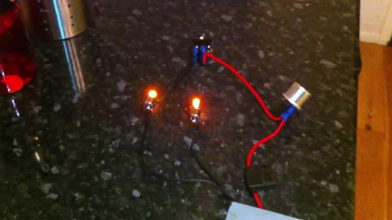 3 prong flasher wiring diagram [ 1280 x 720 Pixel ]
